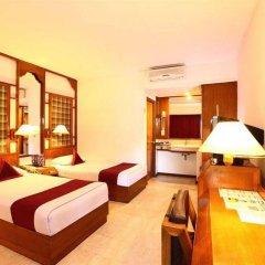 Отель Bounty Бали сейф в номере