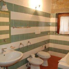 Отель Agriturismo I Bonsi Реггелло ванная