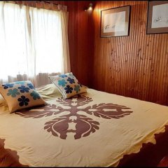 Отель Villa Ylang Ylang - Moorea комната для гостей фото 3