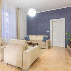 Отель Rezidence Ostrovní Прага комната для гостей фото 4