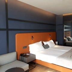 Отель Silken Ramblas Испания, Барселона - 5 отзывов об отеле, цены и фото номеров - забронировать отель Silken Ramblas онлайн комната для гостей фото 5