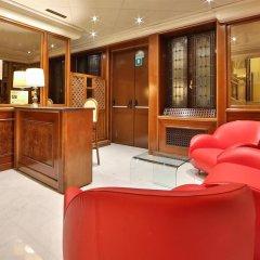 Best Western Hotel Moderno Verdi интерьер отеля