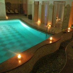 Отель Sangiorgio Resort & Spa Кутрофьяно бассейн