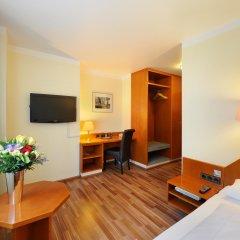 Bellevue Hotel Дюссельдорф комната для гостей