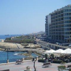 Hotel Roma пляж