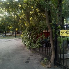 Хостел Улей парковка