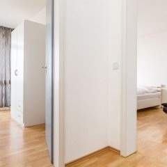 Апартаменты Apartment Deutz Кёльн комната для гостей фото 2