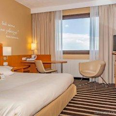 Отель Novotel Gdansk Marina Польша, Гданьск - 1 отзыв об отеле, цены и фото номеров - забронировать отель Novotel Gdansk Marina онлайн комната для гостей фото 2
