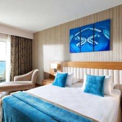 Adalya Ocean Hotel - All Inclusive комната для гостей
