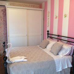 Отель Villa Poggio Ulivo B&B Relais Риволи-Веронезе комната для гостей фото 4