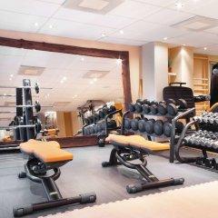 Отель Scandic Park фитнесс-зал фото 3