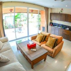 Отель Tamnak Villa Таиланд, Паттайя - отзывы, цены и фото номеров - забронировать отель Tamnak Villa онлайн комната для гостей фото 5