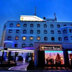 Grand Park Hotel Panex Chiba Тиба вид на фасад