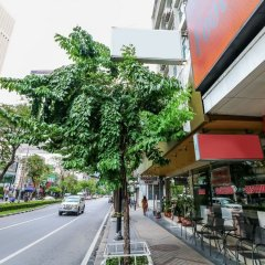 Отель Nida Rooms Suriyawong 703 Business Town Бангкок