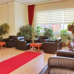 Gazipasa Star Hotel & Apart Сиде интерьер отеля