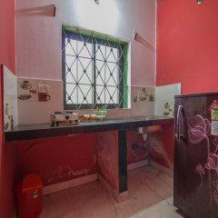 Апартаменты OYO 12304 Home Cozy Studio Baga Гоа в номере