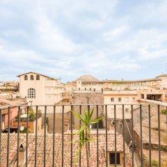 Отель Arch Rome Suites балкон