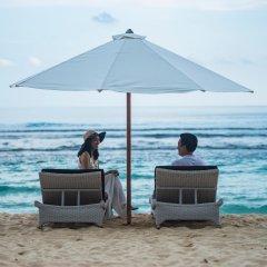 Отель Banyan Tree Ungasan пляж фото 2