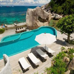 Отель Koh Tao Hillside Resort бассейн фото 3