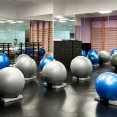 Отель Royal Wing Иерусалим фитнесс-зал