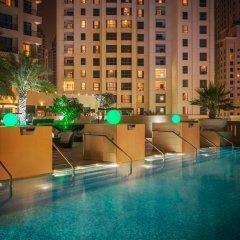 Отель Sofitel Dubai Jumeirah Beach бассейн