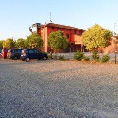 Отель Affittacamere Da Franco Парма парковка