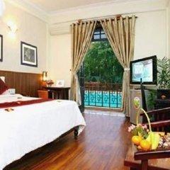 Отель Green Field Villas Хойан комната для гостей фото 2