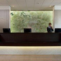 Отель Crowne Plaza Antwerp Антверпен интерьер отеля
