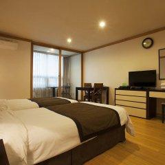 Paradise Bound Hotel & Resort удобства в номере