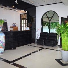 Отель Jayasinghe Holiday Resort интерьер отеля