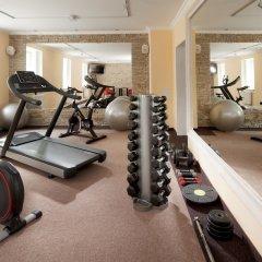 Отель Chateau Monty Spa Resort Чехия, Марианске-Лазне - отзывы, цены и фото номеров - забронировать отель Chateau Monty Spa Resort онлайн фитнесс-зал