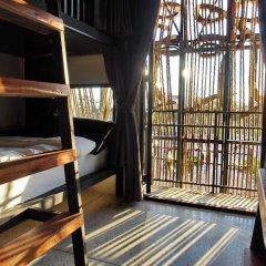 Отель Chingcha Bangkok Бангкок балкон