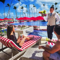 Отель Royalton Bavaro Resort & Spa - All Inclusive Доминикана, Пунта Кана - отзывы, цены и фото номеров - забронировать отель Royalton Bavaro Resort & Spa - All Inclusive онлайн пляж