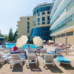 Отель Ivana Palace Солнечный берег пляж фото 2