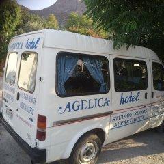 Отель Angelika городской автобус