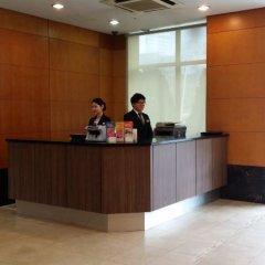 Отель Vabien Suite 1 Serviced Residence Южная Корея, Сеул - отзывы, цены и фото номеров - забронировать отель Vabien Suite 1 Serviced Residence онлайн интерьер отеля