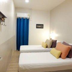 Lupta Hostel Patong Hideaway Патонг сейф в номере