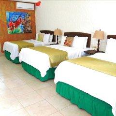 Отель Camino Maya Ciudad Blanca Гондурас, Копан-Руинас - отзывы, цены и фото номеров - забронировать отель Camino Maya Ciudad Blanca онлайн комната для гостей фото 4