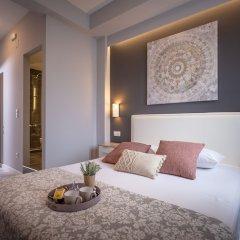 Отель Ionian City by Checkin Греция, Корфу - отзывы, цены и фото номеров - забронировать отель Ionian City by Checkin онлайн комната для гостей фото 3