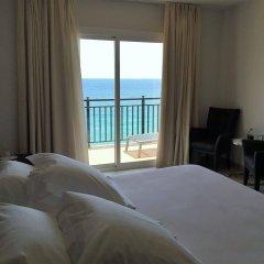 Отель Horitzó Испания, Бланес - отзывы, цены и фото номеров - забронировать отель Horitzó онлайн комната для гостей фото 4