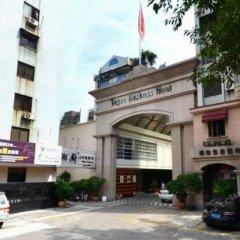 Отель Zhongshan Tegao Business Hotel Китай, Чжуншань - отзывы, цены и фото номеров - забронировать отель Zhongshan Tegao Business Hotel онлайн парковка