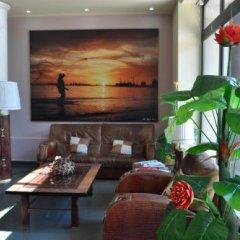Отель Tropikal Resort Албания, Дуррес - отзывы, цены и фото номеров - забронировать отель Tropikal Resort онлайн интерьер отеля фото 3