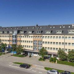 Отель NH Muenchen City Süd парковка