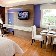 Отель Privacy Suites Бангкок комната для гостей фото 4