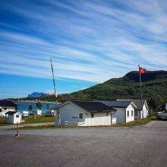 Отель Tjeldsundbrua Camping парковка