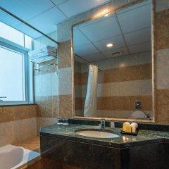 Emirates Grand Hotel Apartments Дубай ванная