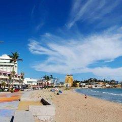 Hotel La Siesta пляж фото 2