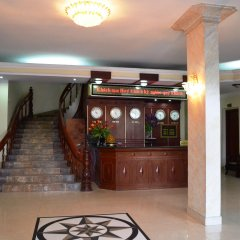 Hoang Ha Hotel интерьер отеля