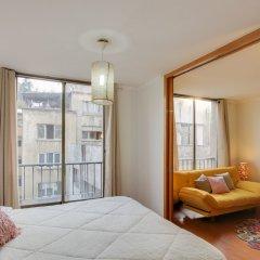 Отель UH ApartHotel Lastarria 70 комната для гостей фото 3