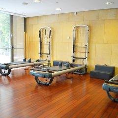 Отель Hilton Athens фитнесс-зал фото 4